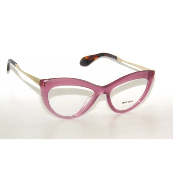 4a393a6c026 Miu Miu Eyeglasses 01M Purple. M 5b336af3c89e1ddc3be56ee3. Other Accessories  ...